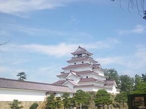 会津若松城2