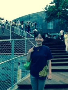 ラカグ階段下弘子