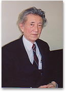 丹羽春喜先生