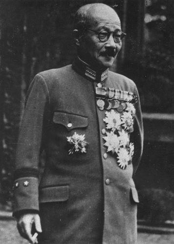 東条英機閣下