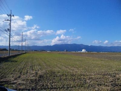 滋賀県守山市の景色
