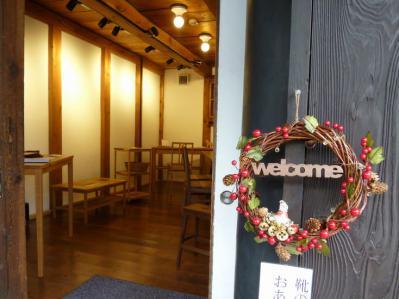 家具屋スパイク展示会入口2012年12月