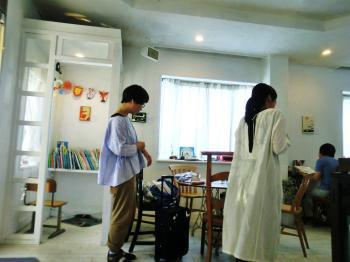 CAFE KINO 8.25 mizuki&noco