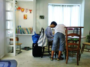 MIZUKIさんと息子っち