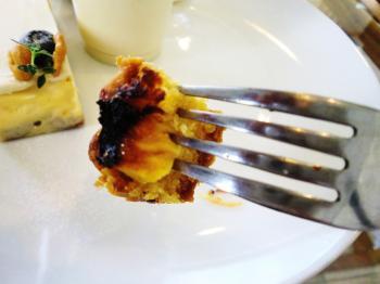 パイナップルとズッキーニのココナッツタルト3