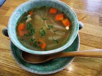 ベアランチ スープ