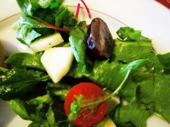 JK 梨とぶどうのサラダ
