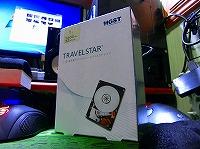 HGST Travelstar パッケージ版 2.5inch 1TB 7200rpm 32MB SATA 6.0Gb/s 0S03565