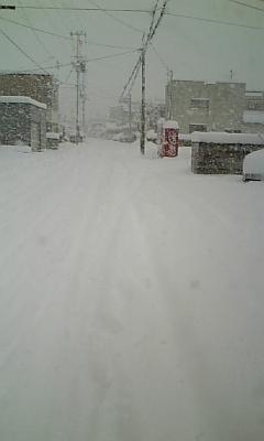 12月某日大雪