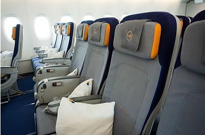 A380の座席