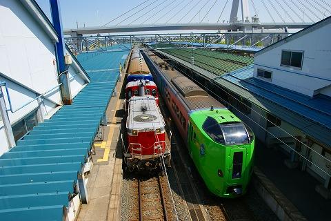 北海道新幹線で消える01