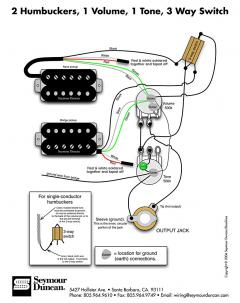 duncan wiring diagram with Blog Entry 46 on Fender Squier Pickup Wiring Diagram also Two Humbucker 5 Way Switch Wiring Diagram besides Watt Meter Wiring Diagram in addition Emg Les Paul Wiring Diagram together with Blog Entry 46.
