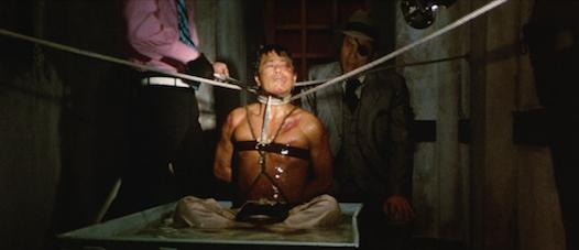 ハードっぽい拷問