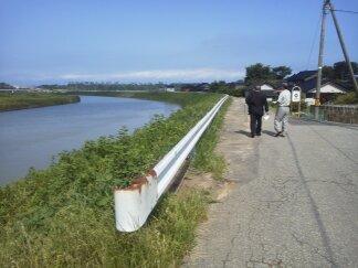 犀川沿い1