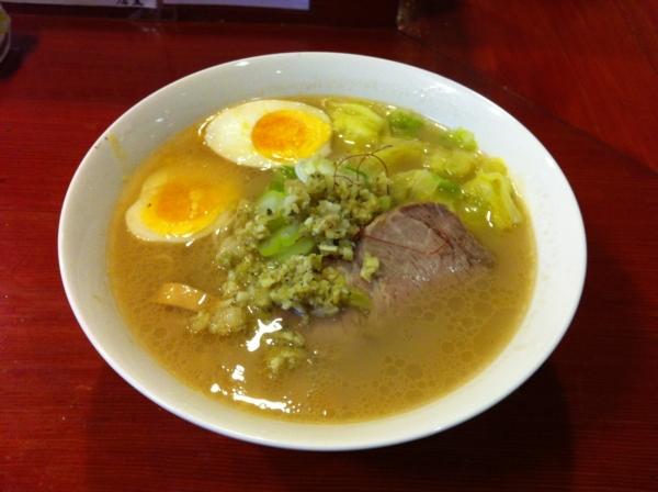 麺屋 十郎兵衛 RUSH NOODLE