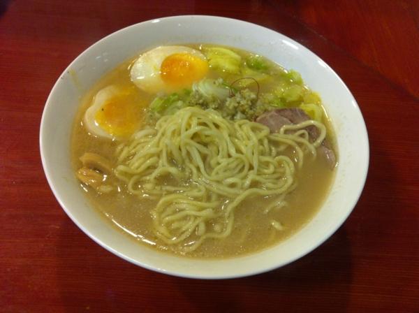 麺屋 十郎兵衛  RUSH NOODLE 麺