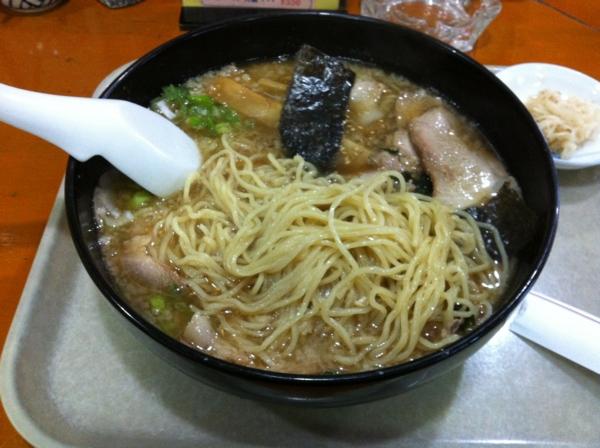 プレコ こってりチャーシュー(細麺) 麺