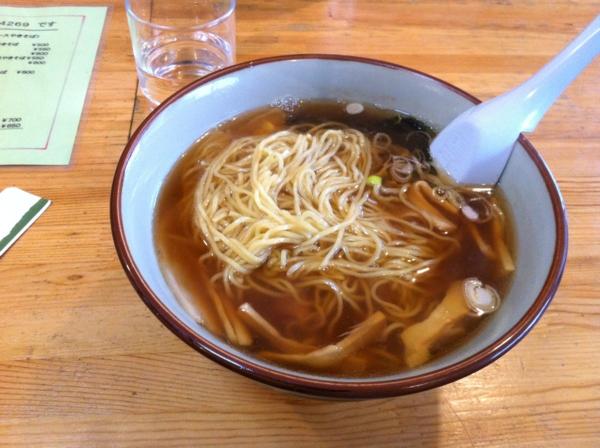 味の店 高昭 高昭ラーメン 麺