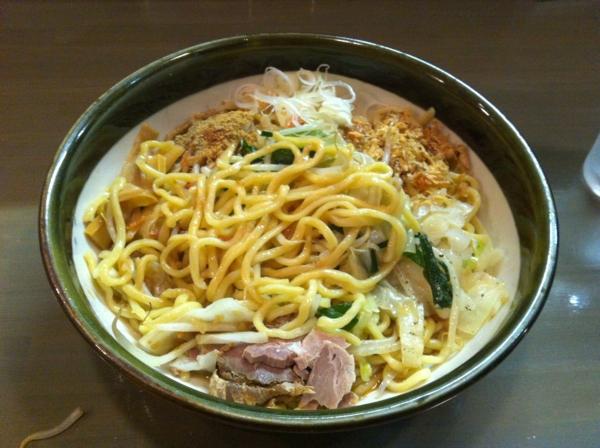 初代まるよし 和え麺 麺