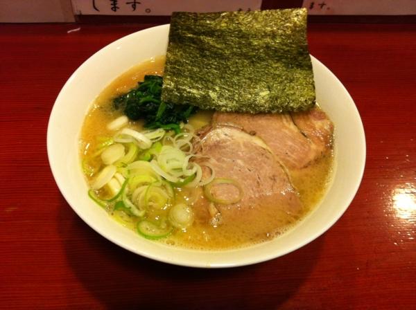 麺屋十郎兵衛 十郎家らーめん(三杯目)