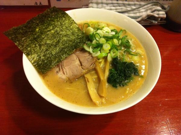 麺屋十郎兵衛 十郎家らーめん(四杯目)
