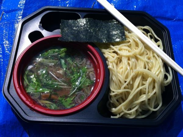AKITA大ラーメン博 ラハメンヤマン 塩つけ麺