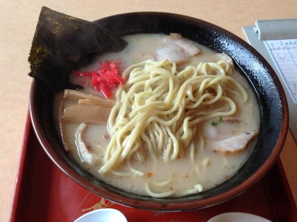 そば処柏木 松井スペシャル 麺