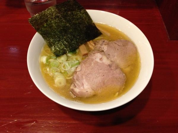 麺屋十郎兵衛 十郎家らーめん(五杯目)