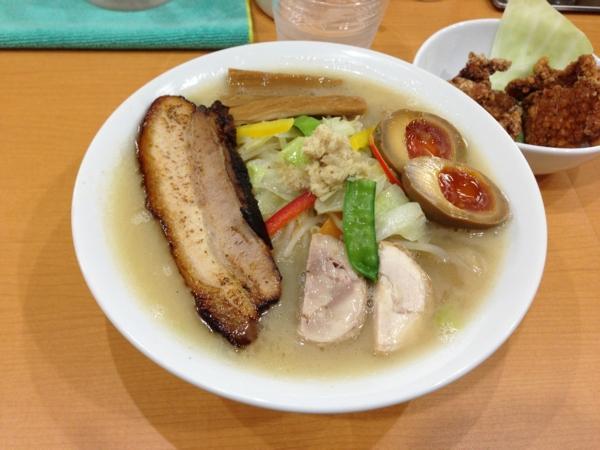 麺や遊大 遊大タンメン