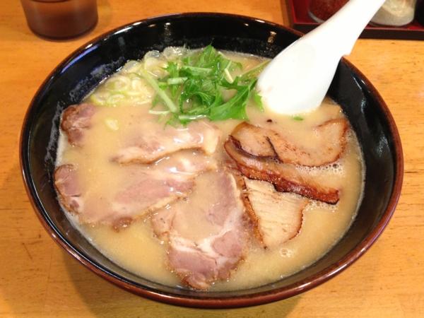 濃厚白湯今村屋 チャーシューメン(白湯味噌)