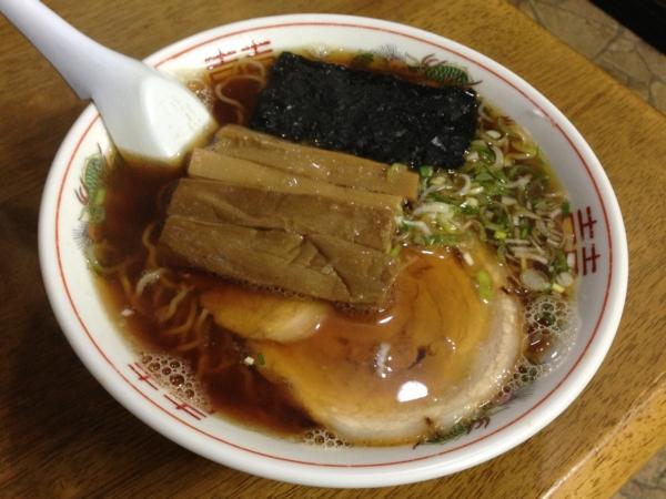 拉麺たいぢ 中華そば/煮干