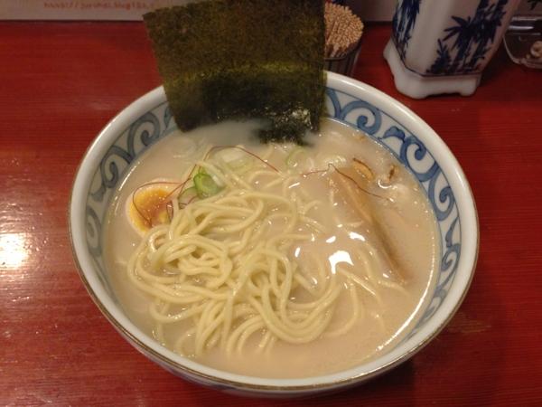 麺屋十郎兵衛 帆立貝ホワイト 麺
