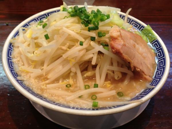 ラーメン無限大 津田沼店 ラーメン(アブラ多め)
