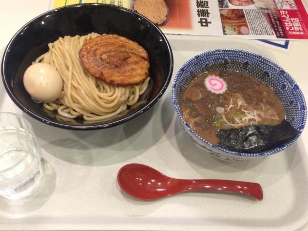 茨島マルハン「ごはんどき」中華蕎麦とみ田 半熟味玉炙りチャーシュー