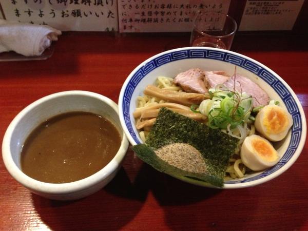 麺屋十郎兵衛  特製つけ麺
