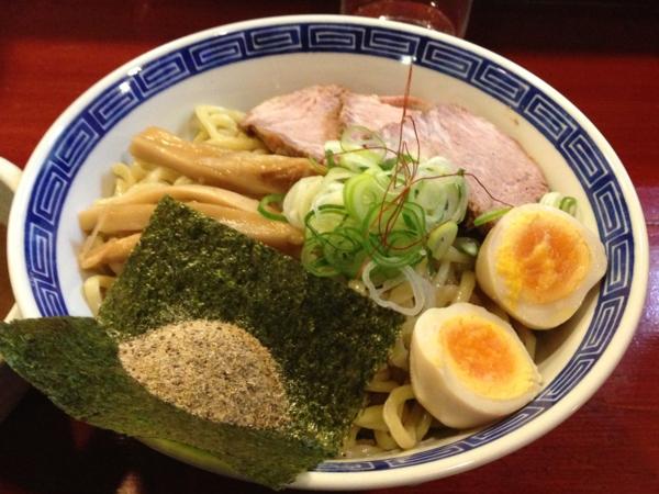 麺屋十郎兵衛  特製つけ麺 麺
