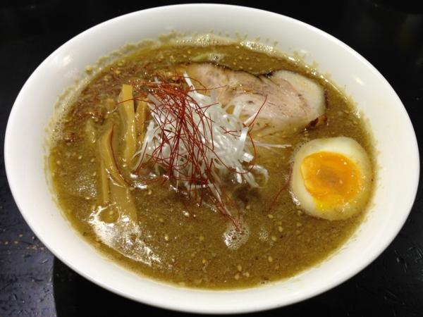 つけ麺KOTETSU W醤油らーめん