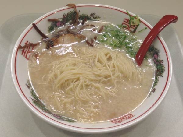 茨島マルハン「ごはんどき」博多だるま 白だるま 麺