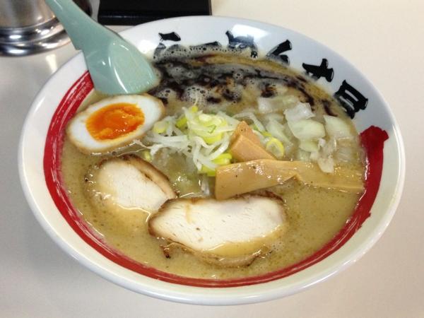 らーめん丈屋美郷店 THE☆鶏白湯