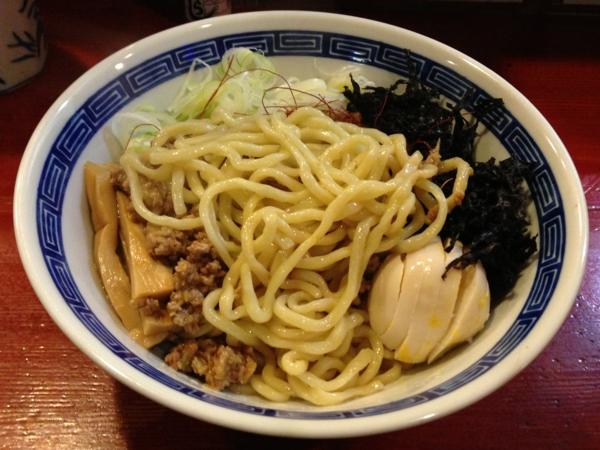 麺屋十郎兵衛 ミソブラー 麺