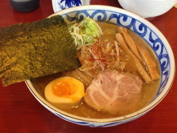 麺屋十郎兵衛 じゅろ味噌ラーメン