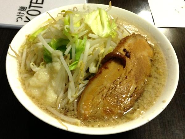 つけ麺KOTETU 虎二郎