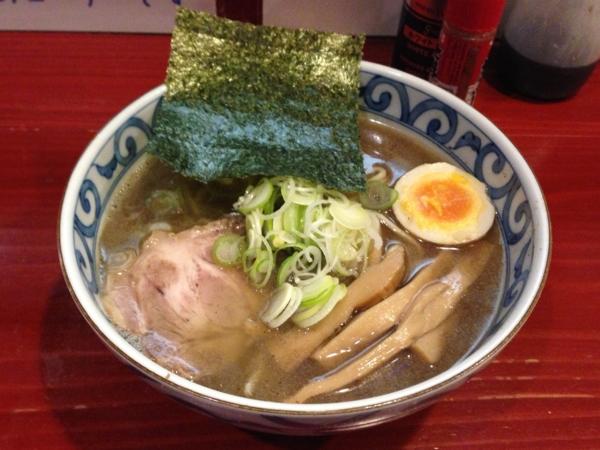 麺屋十郎兵衛 煮干しガツン(ブログ告知限定)