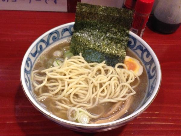 麺屋十郎兵衛 煮干しガツン(ブログ告知限定) 麺