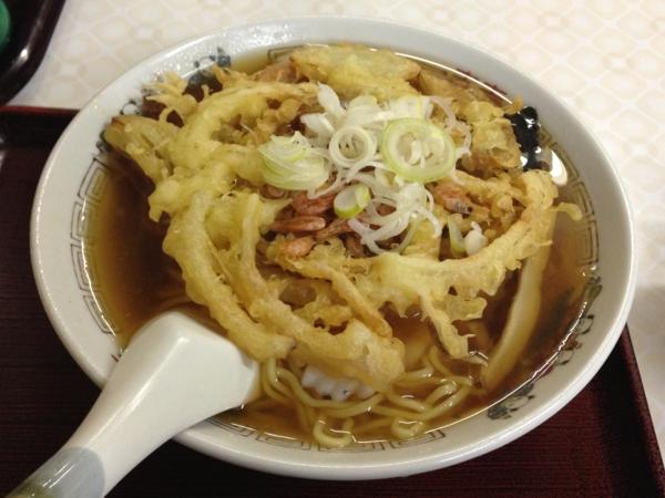 味よし味二番 天ぷら中華