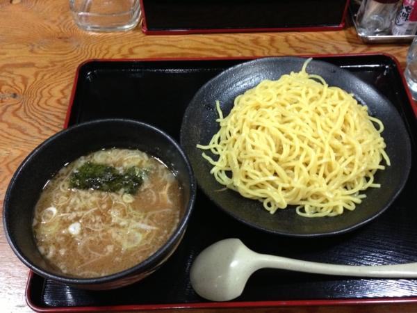 つけ麺屋はん兵衛大曲本店 東京つけ麺 大盛り