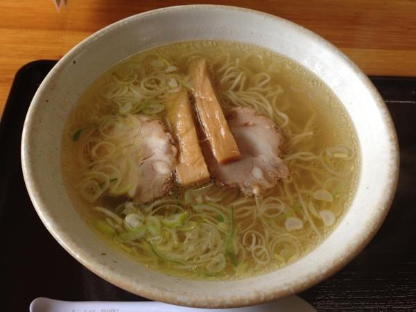 中華そば弥太郎 塩ラーメン