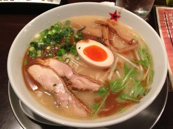 麺屋345丁目 黒鶏