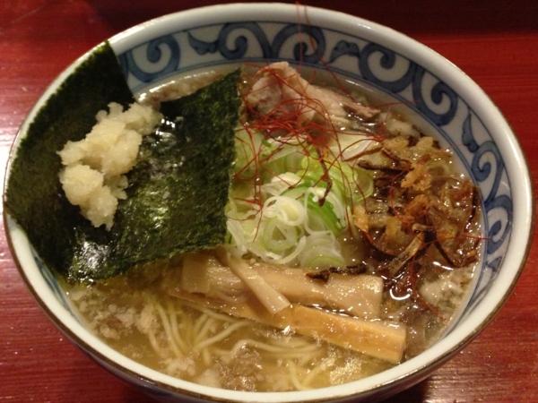 麺屋十郎兵衛 ら・じゅう牛塩ラーメン