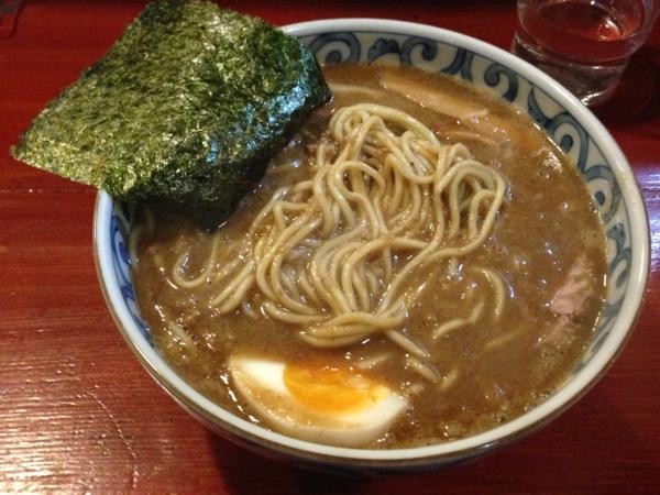 麺屋十郎兵衛 濃厚味噌 麺